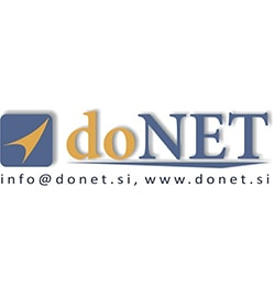 Donet Logo - InCastra
