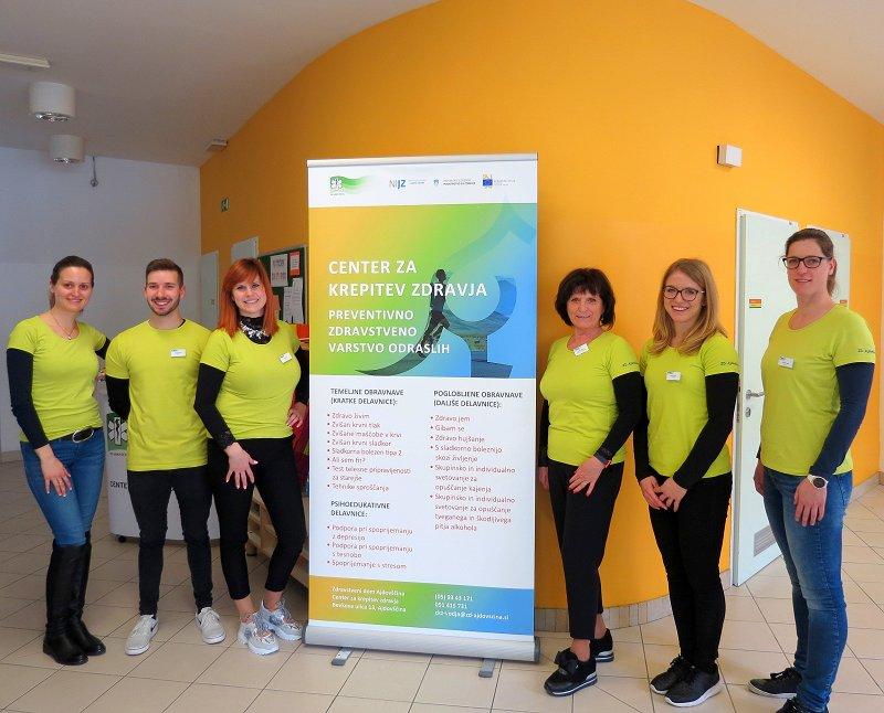 ZD Ajdovščina - Center za krepitev zdravja